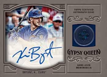 16_Topps Gypsy Queen Baseball-buttonauto