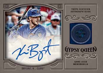 16_Topps Gypsy Queen Baseball-buttonauto