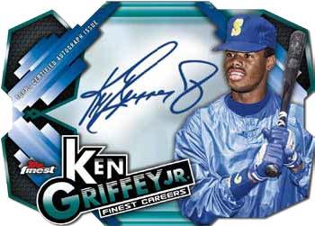 16_Topps Finest Baseball-griffey