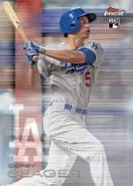 16_Topps Finest Baseball-Seager