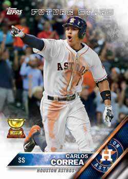 16_Topps Series 2 Baseball-Correa