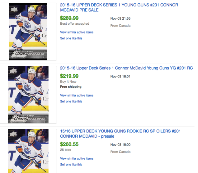 Connor-McDavid-Upper-Deck-eBay