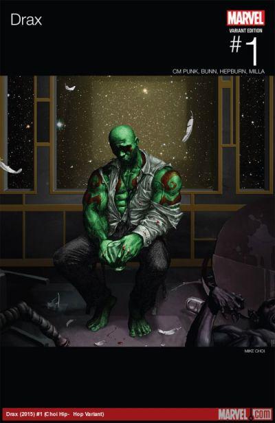 Drax#1HipHopVariant
