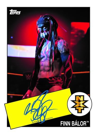 FINN-BALOR-2015-Topps-Heritage-WWE