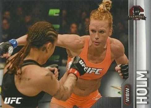 Holly-Holm-2015-Topps-UFC-Champions