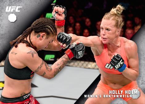 Holly-Holm-2015ToppsKnockoutWallArt