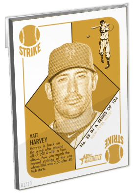 Topps-Heritage-51-National-League-Gold