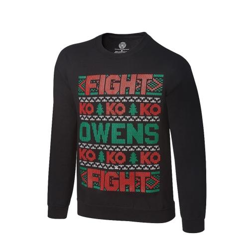 UglySweater-KevinOwens-wwe