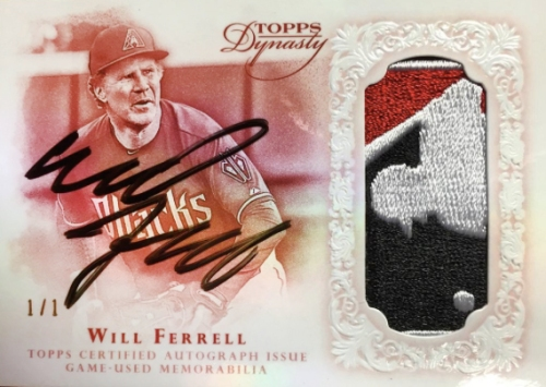 WillFerrell2015ToppsDynasty