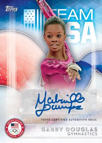 16_Topps Summer Olympic-gabby-douglas