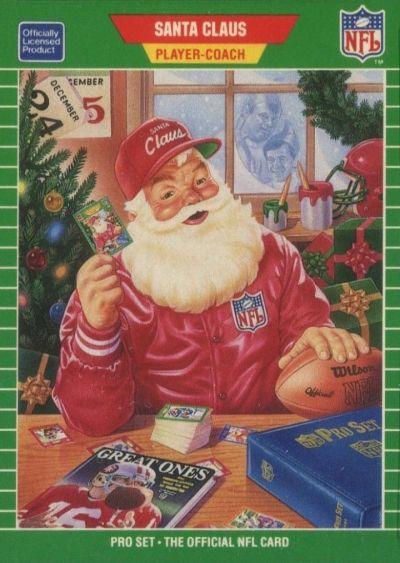 1989-Pro-Set-Santa-Claus