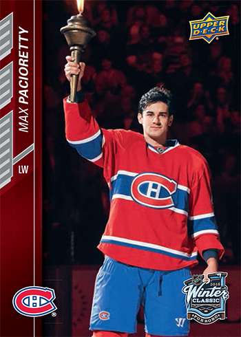 2015-16-NHL-Upper-Deck-Winter-Classic-Commemorative-Set-Montreal-Max-Pacioretty