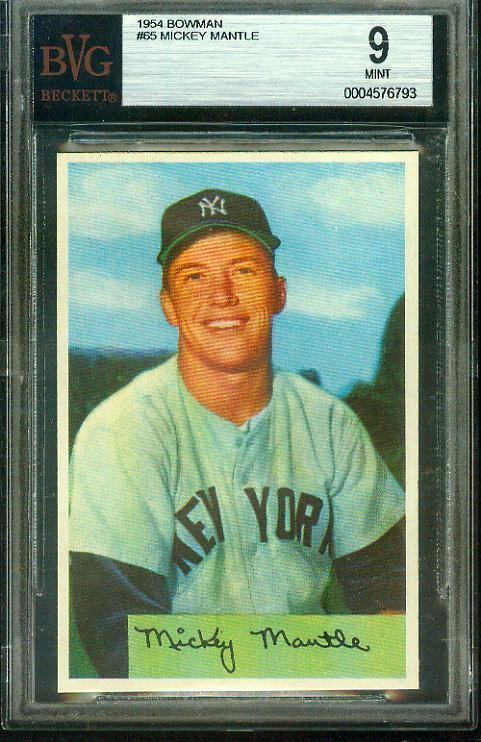 BVG9-1954-Bowman-Mickey-Mantle