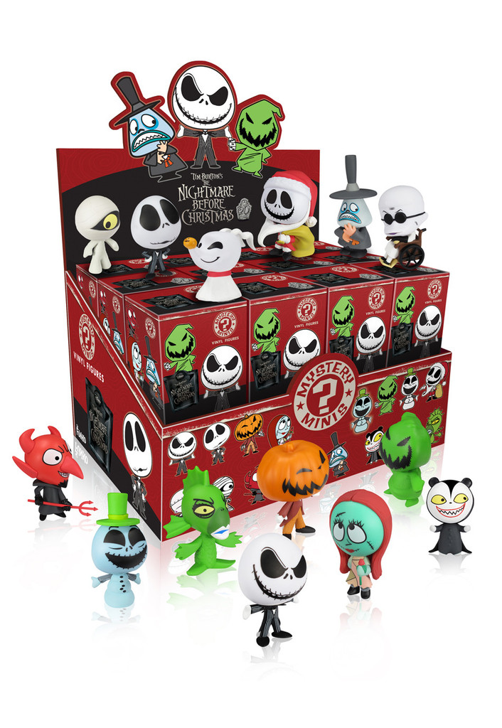 Toy Mystery Box : Funko mystery minis pack toys fun chase into little