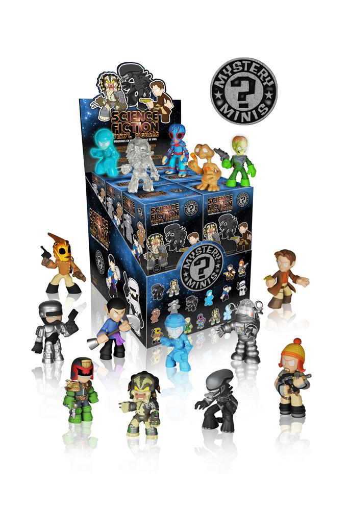 Hot Funko Mystery Minis Sealed Box Of 12 WWE World Wrestling Entertainment Toy