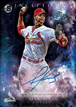 16_Bowman Inception Baseball-cardinals