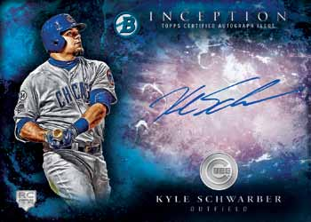 16_Bowman Inception Baseball-schwarber