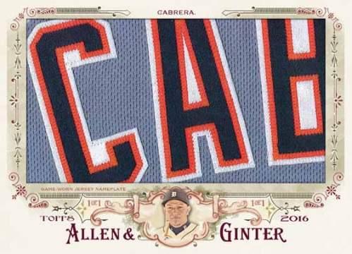 16_Topps Allen Ginter Baseball-cabinet