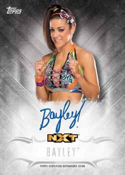 16_Topps WWE Undisputed-bayley