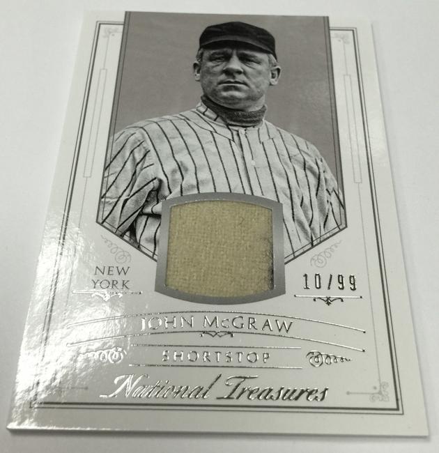 2015-national-treasures-baseball-john-mcgraw
