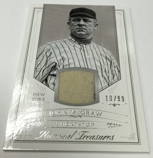 2015-national-treasures-baseball-john-mcgraw