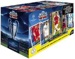 Champions league match attax soccer gaming cards blowoutbuzz com