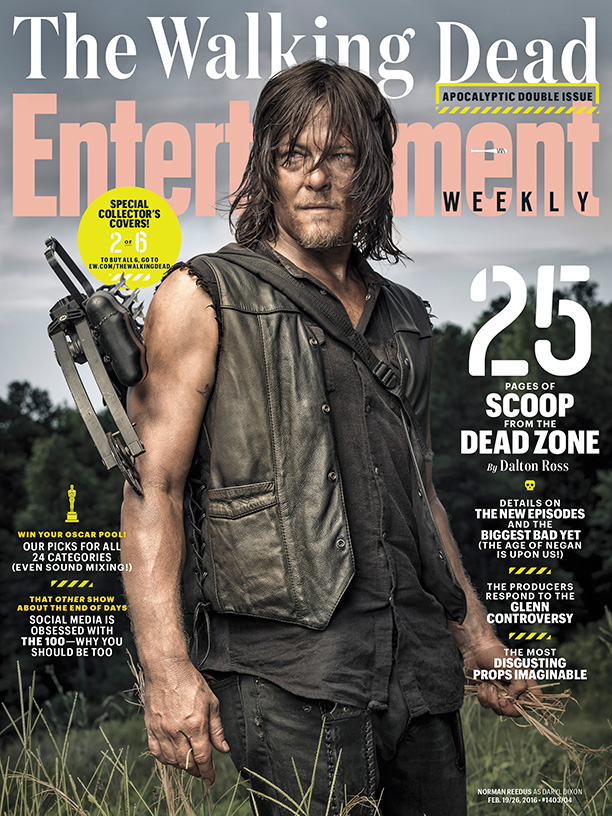 The Walking Dead returns Sunday so Entertainment Weekly ...