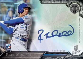 16_Topps Tribute Baseball_Raul-mondesi