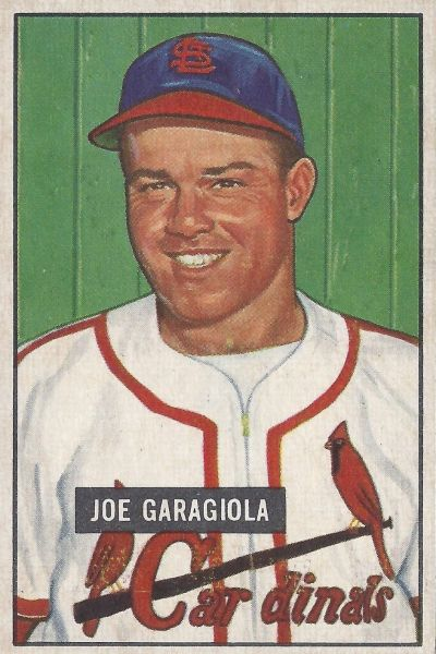 joe-garagiola-1951-bowman-rookie-card