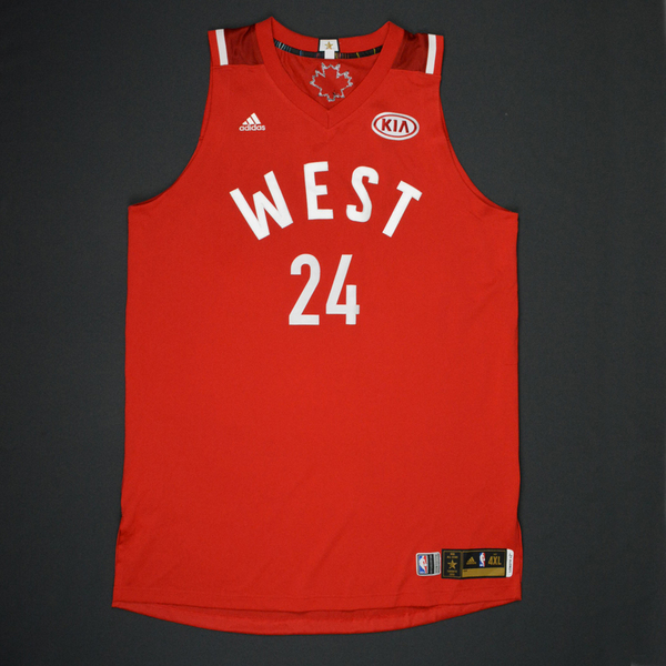 Kobe Bryant s NBA All-Star jersey dominates at auction 5dd60b3f8