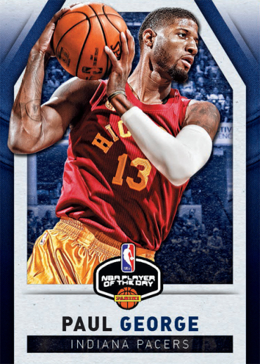 Panini America brings Player of the Day promo to NBA & makes