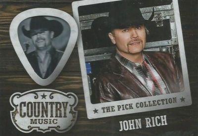 Panini-Country-john-rich-pick