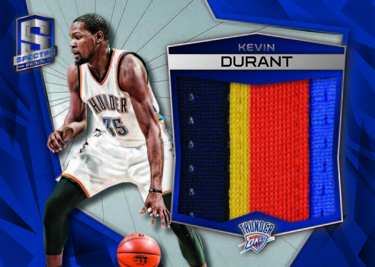 2015-16-Panini-Spectra-basketball-Durant
