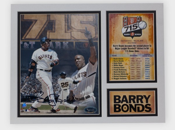 Just 25 Can Get You An Autograph Of Barry Bonds Apparently So