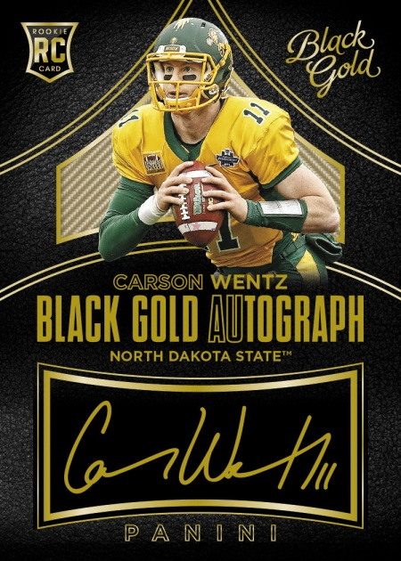2016-Panini-Black-Gold-Collegiate-carson-wentz