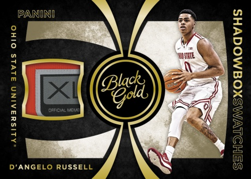 2016-Panini-Black-Gold-Collegiate-russell