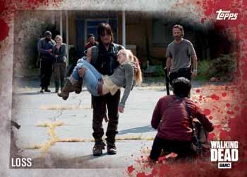 2016-Topps-The-Walking-Dead-Season-5-blood-parallel