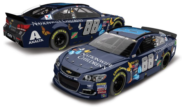 Dale-Earnhardt-Jr.-Nationwide-Childrens-diecast-Lionel-racing