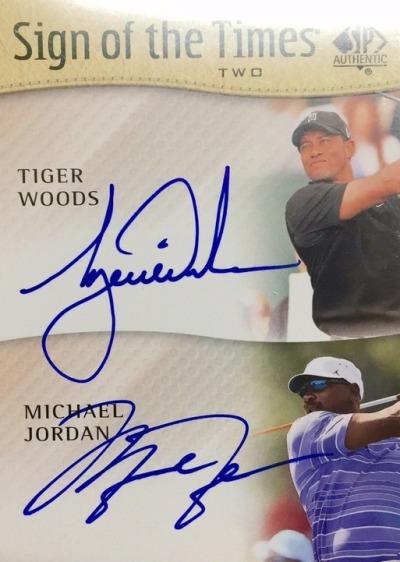 Michael-Jordan-Tiger-Woods-auto