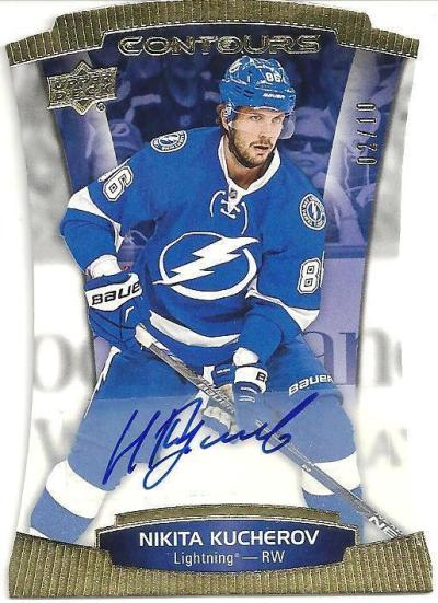 He signed just 114 total cards for the buyback brand and 86 of those were  his Young Guns card from 2013-14 Upper Deck. He s since appeared in 2015-16  Upper ... afdf59acc