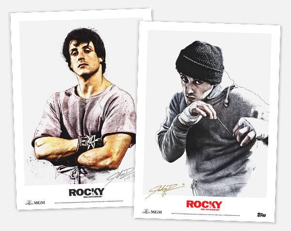 Topps-Rocky