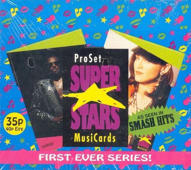 1991-Pro-Set-SuperStars-MusiCards-UK-box