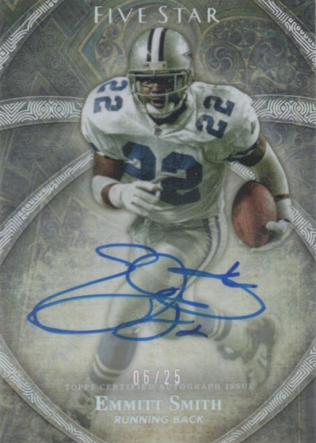 2014 five star_emmitt-smith-auto