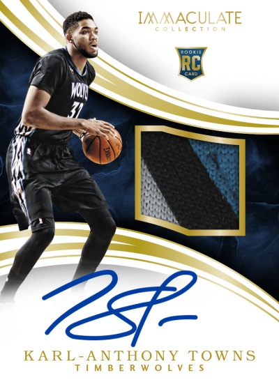 2015-16-Panini-Immaculate-basketball-KAT