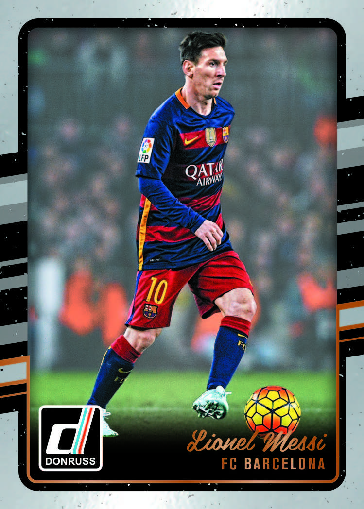 Soccer Players: First Buzz: 2016-17 Donruss Soccer Cards