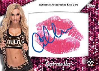 2016-Topps-WWE-Then-Now-Forever-Carmella-Kiss-auto