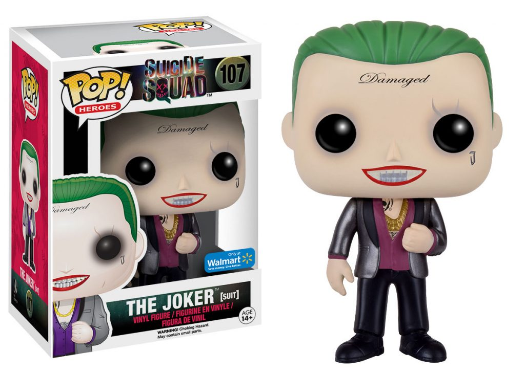 Funko Unleashes Suicide Squad Toys Across Several New