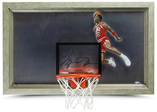 michael-jordan-autographed-1988-slam-dunk-backboard-uda-authenticated-signature