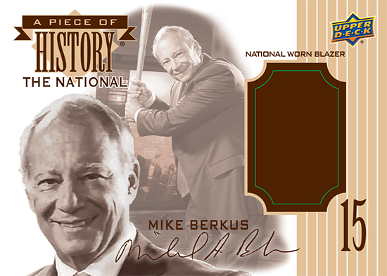 2016-National-Sports-Collectors-Convention-Upper-Deck-Mike-Berkus-Tribute-Memorabilia-Card-Front