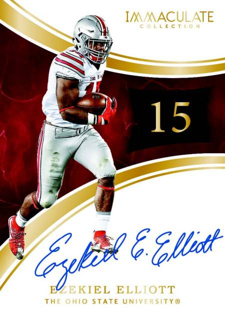 2016-Panini-Immaculate-Collegiate-football-elliott